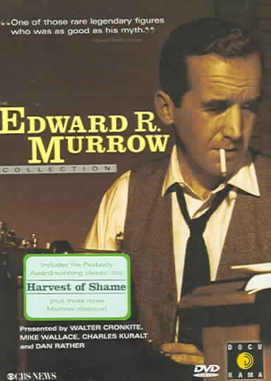 EDWARD R MURROW COLLECTION BY WALLACE,MIKE (DVD)